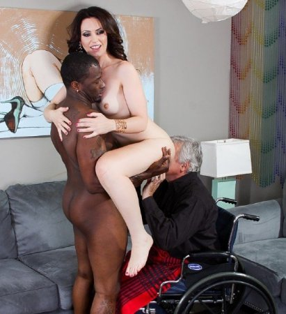 Sarah Shevon, David Christopher, Rob Piper Mean Cuckold 5, Scene 3