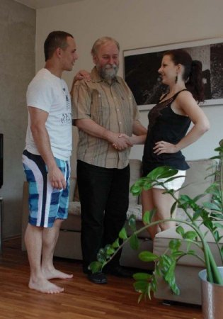 Old Goes Young Ilona Cuckold