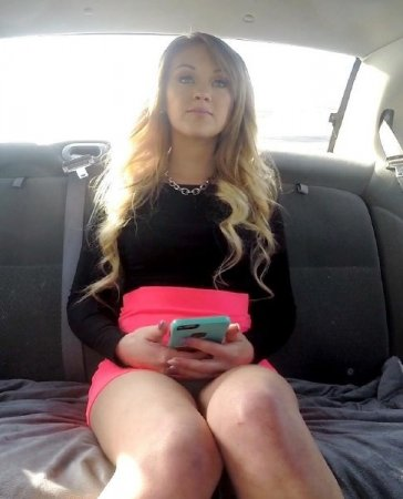 Cheating In Taxi Amateur