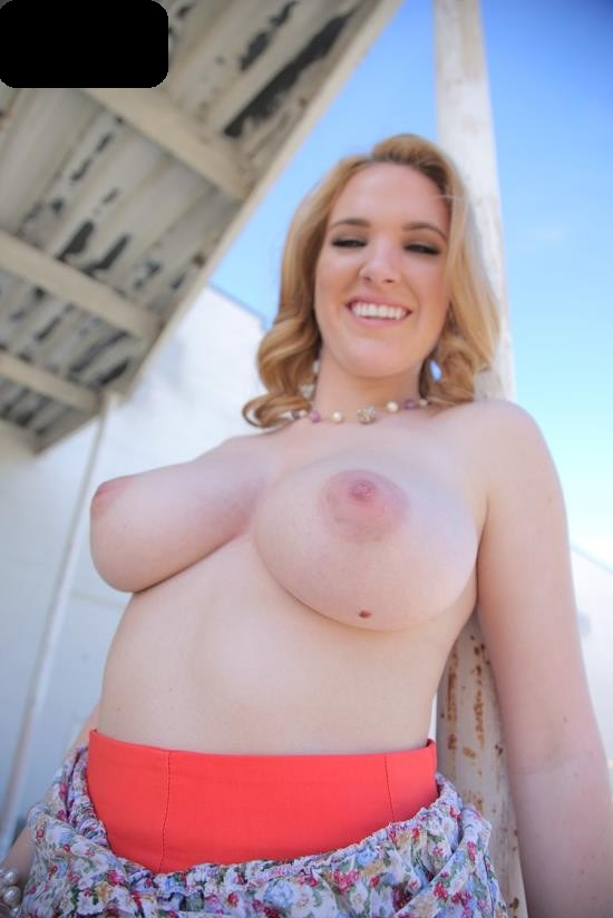 Blake Lovely Busty Girl With Huge Breast