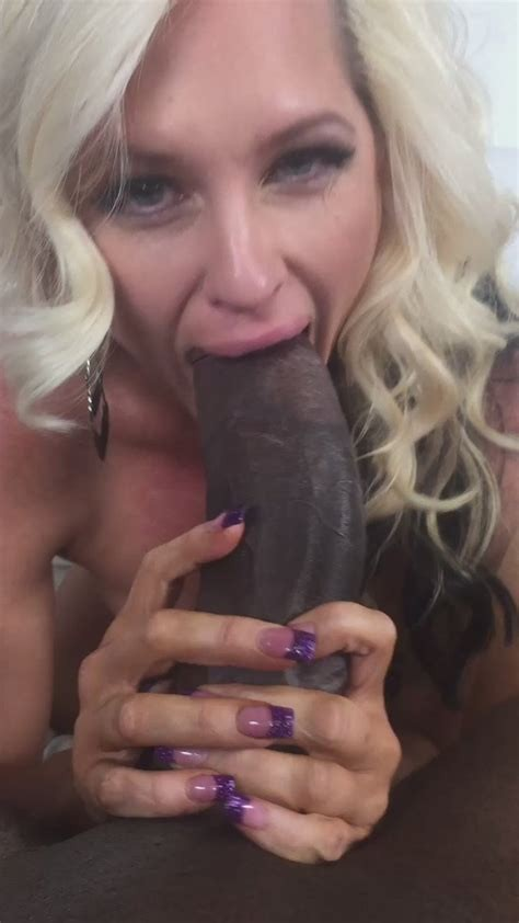 Alena Croft Huge Black Cock Destruct Pussy And Ass