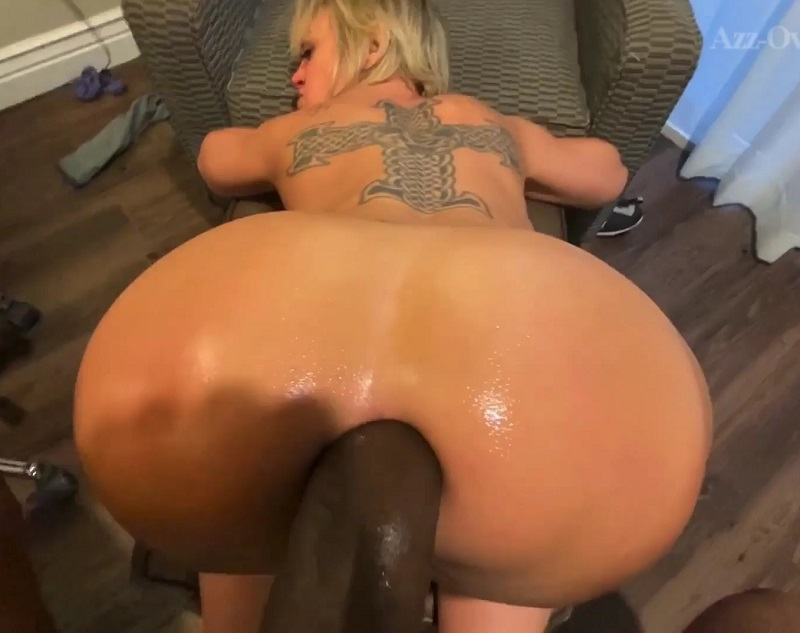 Dee Williams BBC Anal Fucked